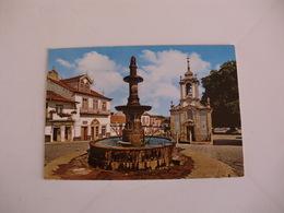 Postcard Postal Portugal Alijó Largo Bispo De Vizela - Vila Real