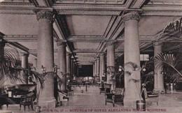 300945Winnipeg, Rotunda Of Royal Alexandra 1908 (multiple Faults) - Winnipeg