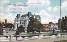3009117The Canadian Pacific Railway ''Empress Hotel'' Victoria 1908 (see Corners) - Colombie Britannique