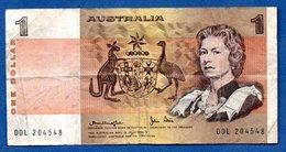 Australie  -  1 Dollar --  Pick # 42  -  état  TB - Emissioni Della Banca Governativa 1910