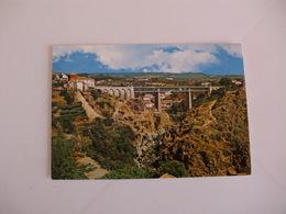Postcard Postal Portugal Vila Real Ponte Rodoviária Sobre O Corgo - Vila Real