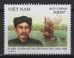 Vietnam (2018) - Set -  /   People - Ships - Vietnam