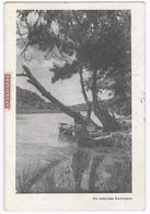 1919 H3 Kpachba - River  - Boat - Bulgaria