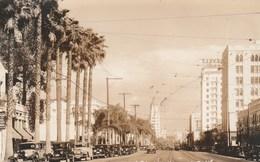 Photographie. Holiwood Blvd.  Holiwood, Calif.  Scan - Postcards