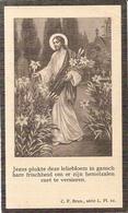 DP. MAURITIUS DESMET ° GHELUWE 1911 -+ ROUSSELAERE 1929 - Religion & Esotérisme