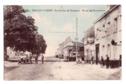 (59) 574, Macou-Condé, Pollet LP 5, Le Bureau De Douanes, Route De Bonsecours - Conde Sur Escaut