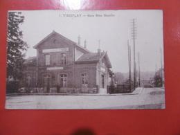 D 78 - Viroflay - Gare Rive Gauche - Viroflay