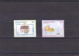Argentina Nº 2622 Al 2623 - Argentina