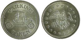 04394 GETTONE TOKEN JETON PARCHEGGIO PARKING NO CASH VALUE - USA