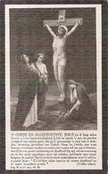 DP. ADOLF MARRECAU ° GHELUWE (W.VL) 1848 - + VEBRANDE BRUG (GRIMBERGEN) 1918 - Religión & Esoterismo