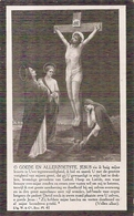 DP. ADOLF MARRECAU ° GHELUWE (W.VL) 1848 - + VEBRANDE BRUG (GRIMBERGEN) 1918 - Religion & Esotérisme