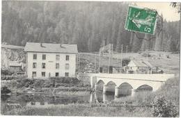 GRAND COMBE CHATELEU (25) Pont De La Roche Hotel Du Pont - France