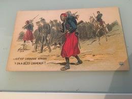 Ancienne Carte Postale - Illustrateur - A Dechiffrer - Illustrateurs & Photographes