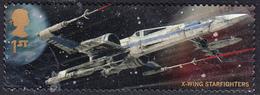 2015   Star Wars (2nd Series) -  X-Wing Starfighters 1st SG3784 - 1952-.... (Elizabeth II)