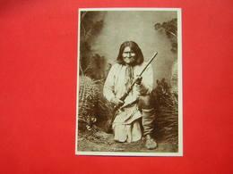 CPM INDIEN D'AMERIQUE DU NORD  GERONIMO  APACHE    NON VOYAGEE - Native Americans
