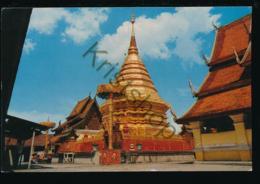 Thailand - Buddist Ashes Cheingmai [AA43-2.999 - Tailandia