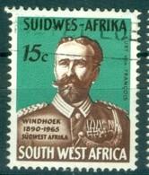 Afrique Du Sud Ouest - 1965 - Yt 279 - Kurt Von François - Obl. - South West Africa (1923-1990)