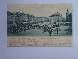 Czech M29 Jihlava Iglau 1901 Jahrmarkt - Czech Republic