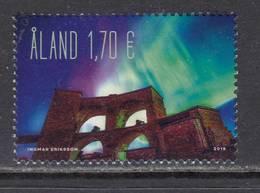 Aland 2019. Aurora Borealis. MNH. Pf.** - Aland