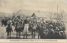 1914 - PEREMYSCHLJANY  Okres LEMBERG , Gute Zustand, 2 Scan - Ukraine