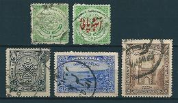 Indien Haidarabad  Div. Marken  Mi-Nr. Gestempelt/used - Cochin