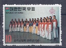 190031647   COREA  SUR  YVERT    Nº  753  **/MNH - Corée Du Sud