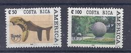 190031648   COSTA  RICA  YVERT    Nº  518/9  **/MNH - Costa Rica