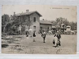 Berrouaghia. La Gare - Autres Villes