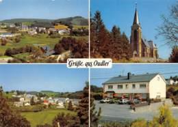 CPM - Grüsse Aus OUDLER - Burg-Reuland