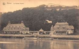 NAMUR - Le Kursaal (façade) - Namur