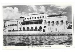 ZANZIBAR The Sultan's Palace - Andere