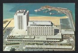 Qatar Picture Postcard Aerial View Gulf Hotel View Card - Qatar