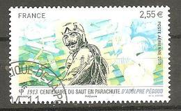 FRANCE  2013- / Y.T. P A  N° 76 - Oblitéré - Luftpost