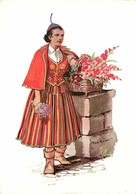 CPSM Madeira-Costumes         L2851 - Madeira
