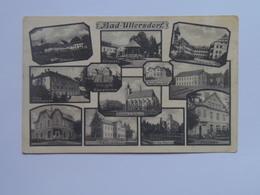 Czech M26 Bad Ullersdorf Velke Losiny Sumperk 1915 - Czech Republic