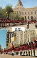 La Paz (Bolivia, Bolivie) Palacio Legislativo - Militaire, La Garde (guardia Militar) - Carte Non Circulée - Bolivia