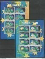 GIBRALTAR - MNH - Europa-CEPT - Space - 1994 - Europa-CEPT