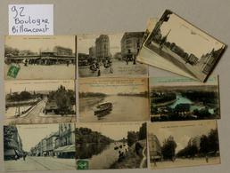 92 - HAUT DE SEINE - BOULOGNE BILLANCOURT - 18 CPA - Boulogne Billancourt