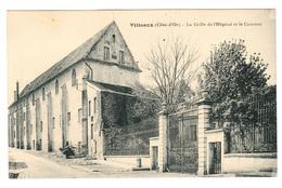 21 - VITTEAUX - La Grille De L'Hôpital Et Le Couvent - France