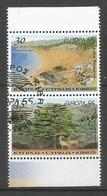 Zypern 1999  Mi.Nr. 927 / 928 , EUROPA CEPT  Natur- Und Nationalparks -  Gestempelt / Used / (o) - 1999
