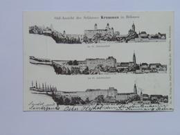 Czech M18 Krummau Cesky Krumlov 1898 Ed J Seidel Nr 29 - Czech Republic