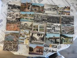 LOT  DE 1800  CARTES  POSTALES   DENTELEES   DE  FRANCE - Postcards