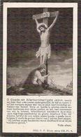 DP. DESIRE DEWILLE ° GHYVERINCHOVE 1849 - + LEYSELE 1924 - Religion & Esotérisme