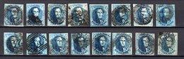 Lot De Médaillons 20 Centimes N° 7 - Tous Margés - 1851-1857 Medaillen (6/8)