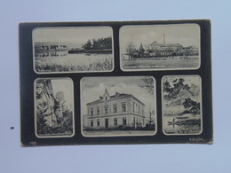 Czech M12  Darenic 1916 Hotel Sapek - Czech Republic