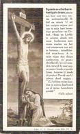 DP.FRANCIES DENYS ° GHYVERINCHOVE 1848 -+ LEYSELE 1925 - Religion & Esotérisme