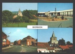 Bierbeek - Multiview - Kerk, Gemeentehuis, Cultureel Centrum De Borre - Bierbeek