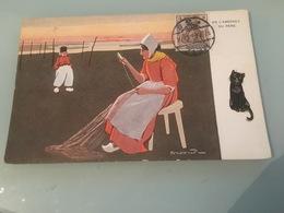 Ancienne Carte Postale - Illustrateur - A Dechiffrer - Otros Ilustradores