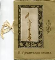 """Calendario-Calendarietto-Calendrier-Kalender-Calendar-""""Regia Accademia Navale 1914"""" Integra E Originale 100% - Calendars"""