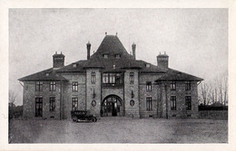ROMANIA - PLOIESTI / PRAHOVA : GARA DE NORD / GARE DU NORD / NORTH TRAIN STATION - E. MARVAN ~ 1925 - '927 (ac318) - Rumänien